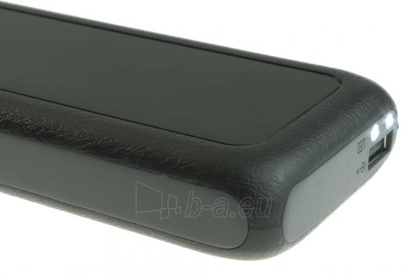 PowerNeed Sunen Nešiojamas įkroviklis 13000mAh, 2x USB; tablet, smartfon; juoda Paveikslėlis 4 iš 7 310820014308