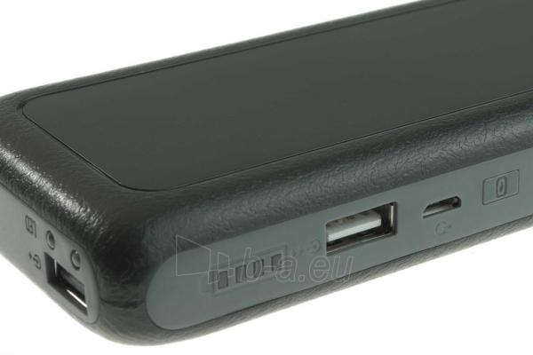 PowerNeed Sunen Nešiojamas įkroviklis 13000mAh, 2x USB; tablet, smartfon; juoda Paveikslėlis 5 iš 7 310820014308