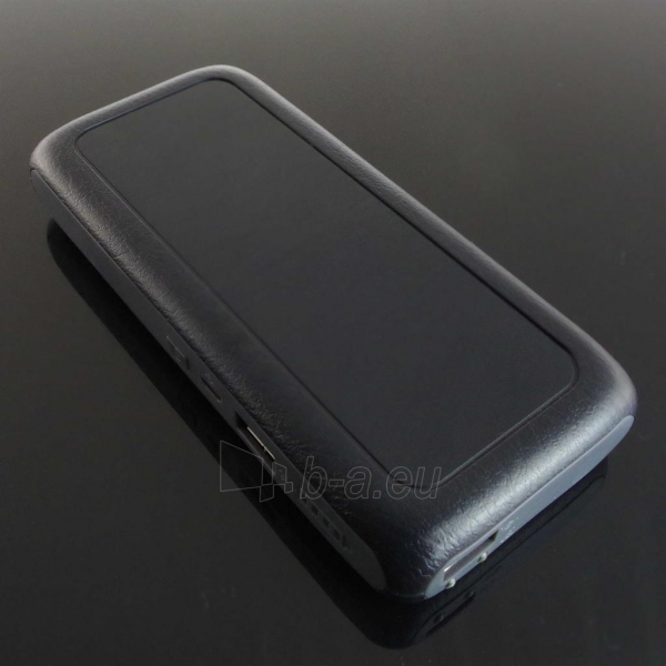 PowerNeed Sunen Nešiojamas įkroviklis 20000mAh, 2x USB; tablet, smartfon; juoda Paveikslėlis 1 iš 7 310820014309