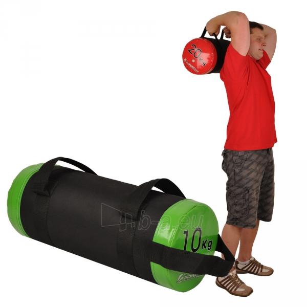 Pratimų krepšys inSPORTline FitBag 10 kg Paveikslėlis 1 iš 4 250575000218