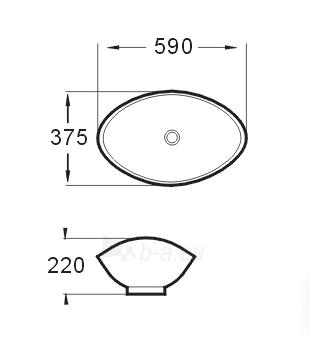 Praustuvas GRG-224 Paveikslėlis 2 iš 2 270711000567