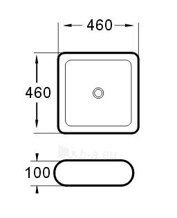 Praustuvas GRG-4620 Paveikslėlis 3 iš 3 270711000571