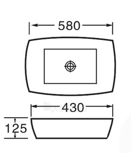 Praustuvas GRG-4948 Paveikslėlis 3 iš 3 270711000583