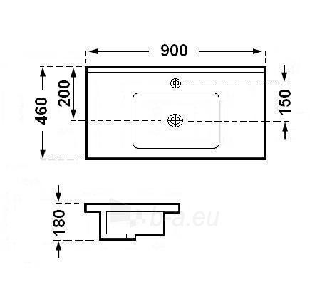 Praustuvas GRG-7010-90 Paveikslėlis 3 iš 3 270711000592