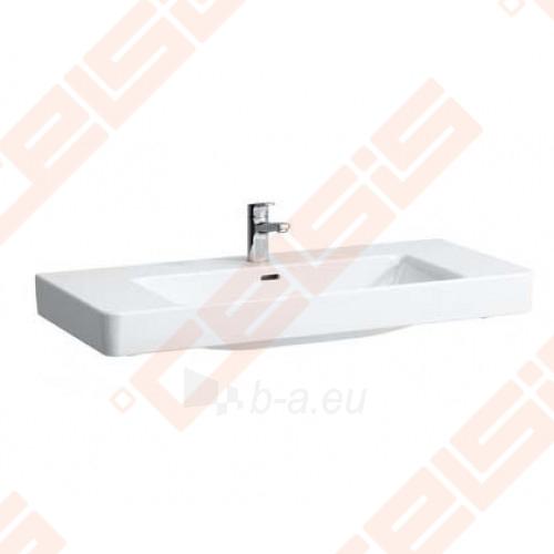 Praustuvas LAUFEN Pro S 105x46 cm su plačiais kraštais Paveikslėlis 1 iš 2 270711001263