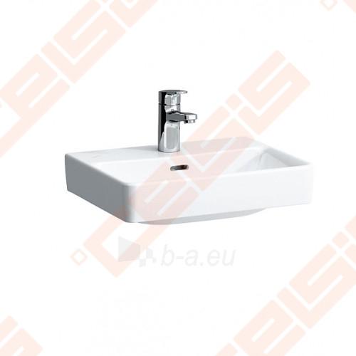 Praustuvas LAUFEN Pro S 45x34 cm, mažas Paveikslėlis 1 iš 3 270711001264