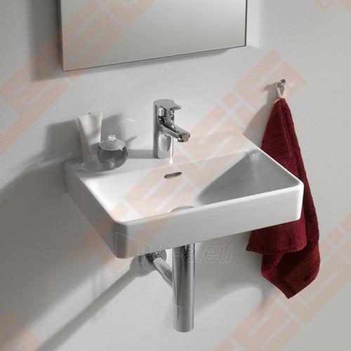 Praustuvas LAUFEN Pro S 45x34 cm, mažas Paveikslėlis 3 iš 3 270711001264