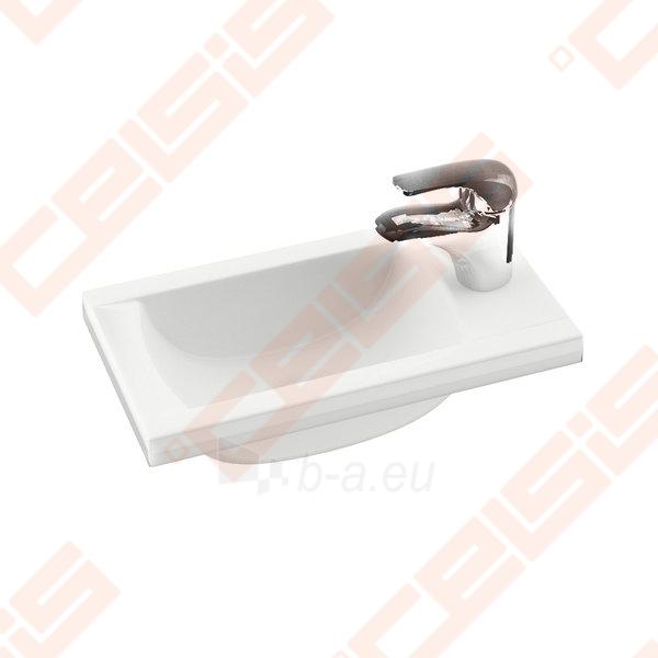 Praustuvas RAVAK Classic Mini 40x22 cm Paveikslėlis 1 iš 2 270711001284