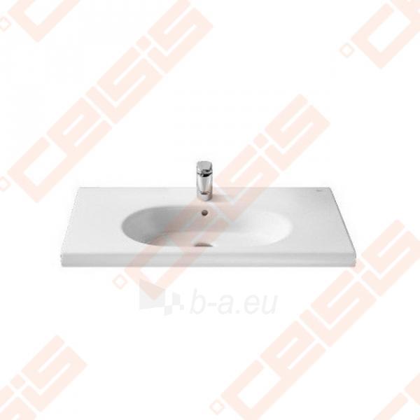 Praustuvas ROCA Unik Meridian 85 x 46,5 cm Paveikslėlis 1 iš 1 270711001299