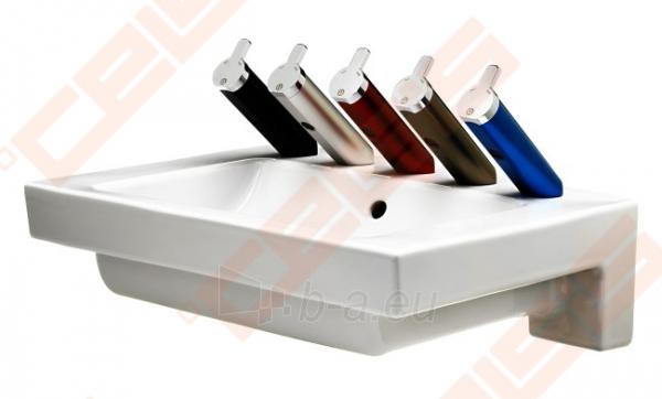 Praustuvo maišytuvas GUSTAVSBERG Coloric, sidabro spalvos Paveikslėlis 3 iš 4 270722000706