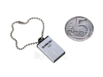 Pretec i-Disk Elite USB 2.0 - 16 GB Silver Paveikslėlis 2 iš 3 250255122814