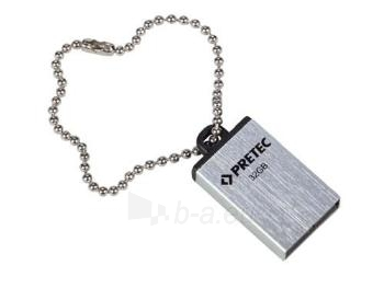 Pretec i-Disk Elite USB 2.0 - 32 GB Silver Paveikslėlis 1 iš 3 250255122816
