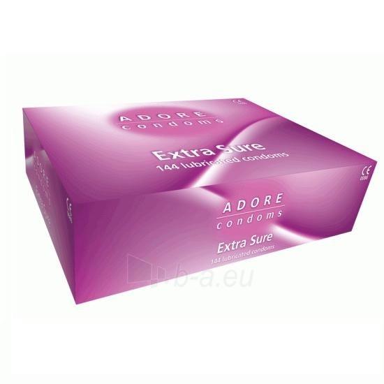 Prezervatyvai Adore Klasika (144 vnt) Paveikslėlis 1 iš 3 2514135000228