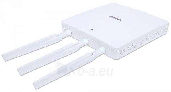 Prieigos taškas Intellinet Wireless dual-band WDS AC1750 2,4GHz+5GHz gigabit PoE Paveikslėlis 1 iš 6 310820029123