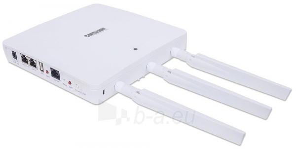 Prieigos taškas Intellinet Wireless dual-band WDS AC1750 2,4GHz+5GHz gigabit PoE Paveikslėlis 2 iš 6 310820029123