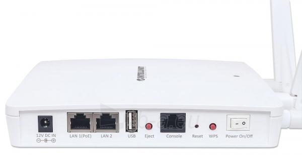Prieigos taškas Intellinet Wireless dual-band WDS AC1750 2,4GHz+5GHz gigabit PoE Paveikslėlis 4 iš 6 310820029123