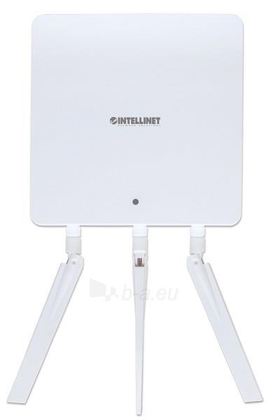 Prieigos taškas Intellinet Wireless dual-band WDS AC1750 2,4GHz+5GHz gigabit PoE Paveikslėlis 6 iš 6 310820029123