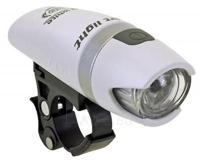 Priekinė lempa SMART 1LED 2 W ''EGG white'' Lens (BL184WWO-2W) Paveikslėlis 1 iš 2 30099400063