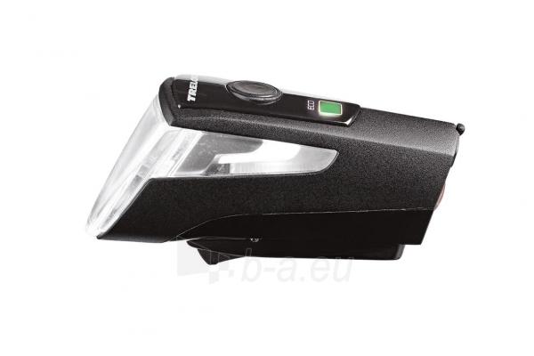 Priekinė lempa Trelock LS 460 I-GO POWER 40 AKKU USB BLACK Paveikslėlis 1 iš 3 310820245650