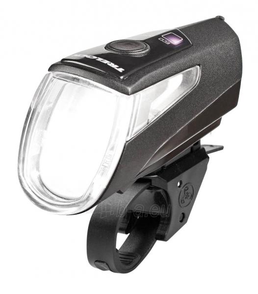 Priekinė lempa Trelock LS 460 I-GO POWER 40 AKKU USB BLACK Paveikslėlis 3 iš 3 310820245650
