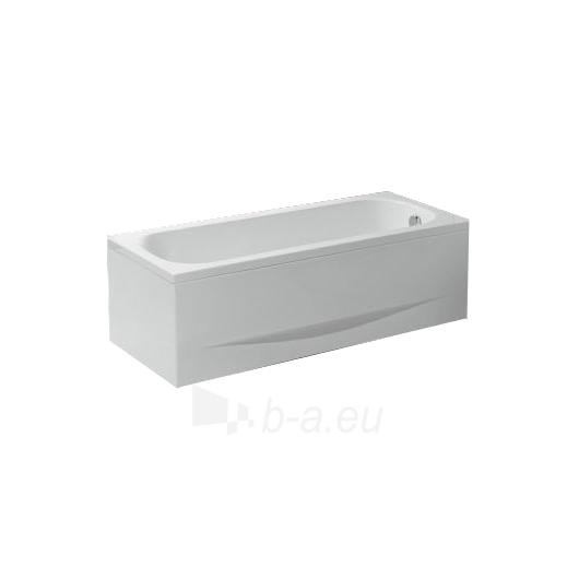 Priekinis vonios uždengimas voniai Indra 170x75 Paveikslėlis 1 iš 1 270717000482