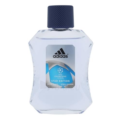 Lotion balsam Adidas UEFA Champions League Star Edition Aftershave 100ml Paveikslėlis 1 iš 1 250881300812