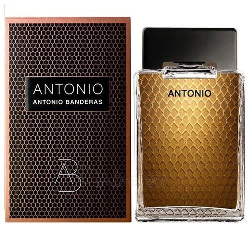 Priemonė po skutimosi Antonio Banderas Antonio Aftershave 100ml Paveikslėlis 1 iš 1 250881300137