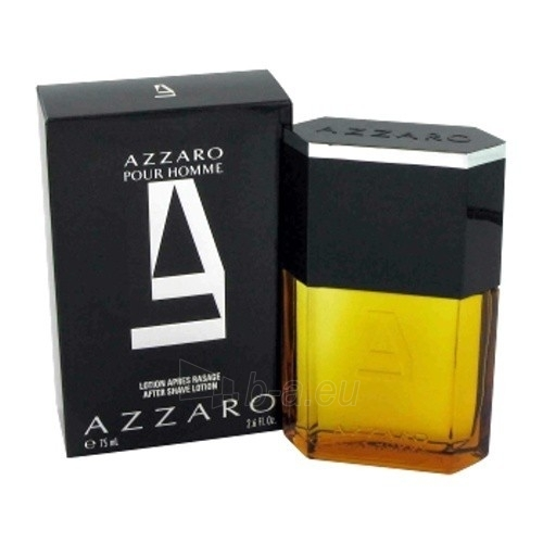 Lotion balsam Azzaro Pour Homme After shave 75ml Paveikslėlis 1 iš 1 250881300149