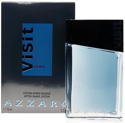 Lotion balsam Azzaro Visit After shave 75ml Paveikslėlis 1 iš 1 250881300151