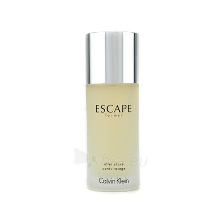 Lotion balsam Calvin Klein Escape After shave 100ml (tester) Paveikslėlis 1 iš 1 250881300179