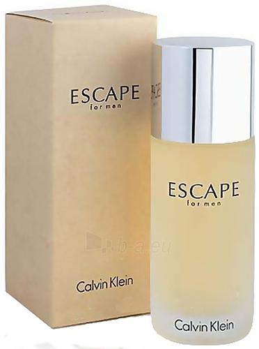 Lotion balsam Calvin Klein Escape After shave 100ml Paveikslėlis 1 iš 1 250881300178