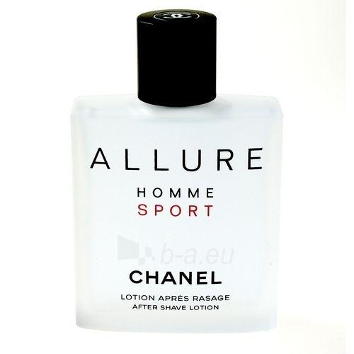 Priemonė po skutimosi Chanel Allure Sport Aftershave 100ml (testeris) Paveikslėlis 1 iš 1 250881300207