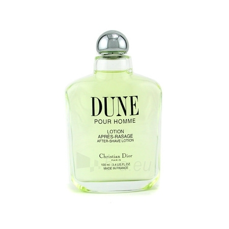 Priemonė po skutimosi Christian Dior Dune After shave 100ml Paveikslėlis 1 iš 1 250881300216