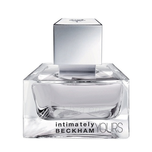 Lotion balsam David Beckham Intimately Yours Aftershave 50ml Paveikslėlis 1 iš 1 250881300645