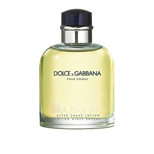 Lotion balsam Dolce & Gabbana Pour Homme After shave 75ml Paveikslėlis 1 iš 1 250881300262
