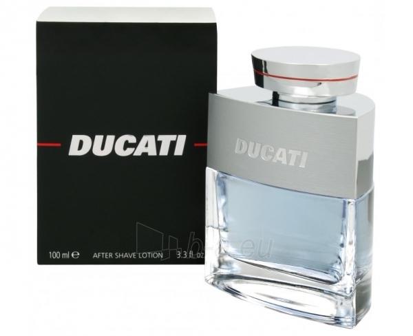 Priemonė po skutimosi Ducati Ducati Aftershave 100ml Paveikslėlis 1 iš 1 250881300632