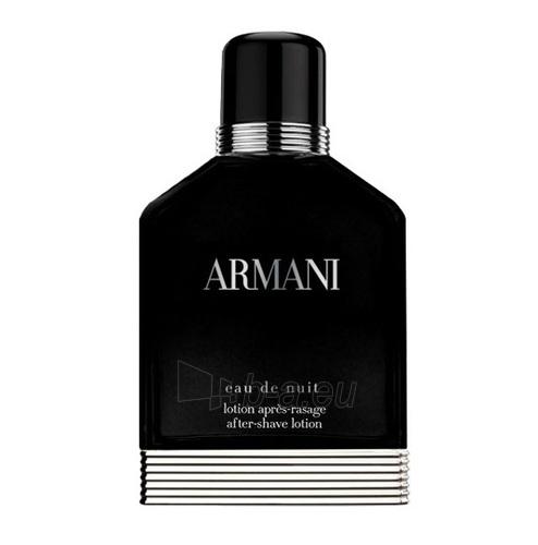 Priemonė po skutimosi Giorgio Armani Eau de Nuit Aftershave 100ml Paveikslėlis 1 iš 1 250881300657