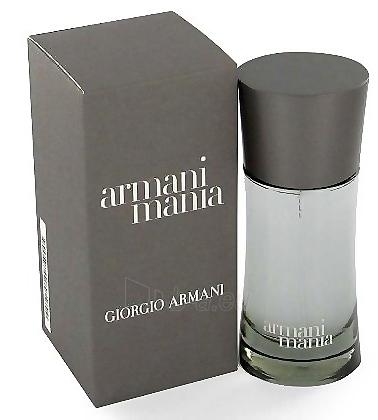 Lotion balsam Giorgio Armani Mania After shave 100ml Paveikslėlis 1 iš 1 250881300298