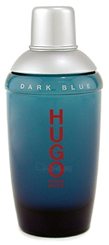Lotion balsam Hugo Boss Dark Blue After shave 125ml Paveikslėlis 1 iš 1 250881300337