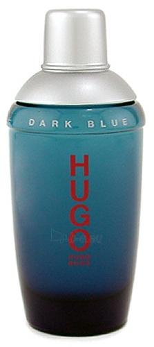 Priemonė po skutimosi Hugo Boss Dark Blue After shave 75ml Paveikslėlis 1 iš 1 250881300338