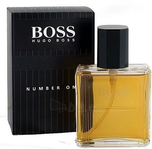 Priemonė po skutimosi Hugo Boss No.1 After shave 125ml Paveikslėlis 1 iš 1 250881300348