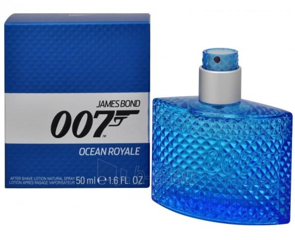 Priemonė po skutimosi James Bond 007 Ocean Royale Aftershave 50ml Paveikslėlis 1 iš 1 250881300658