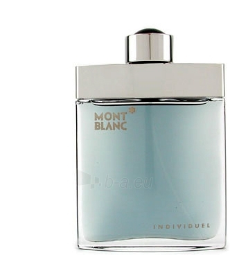 Lotion balsam Mont Blanc Individuel After shave 75ml Paveikslėlis 1 iš 1 250881300568