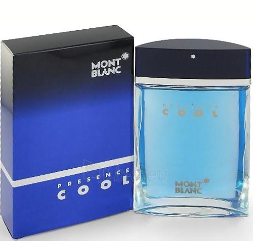 Priemonė po skutimosi Mont Blanc Presence Cool After shave 75ml Paveikslėlis 1 iš 1 250881300427