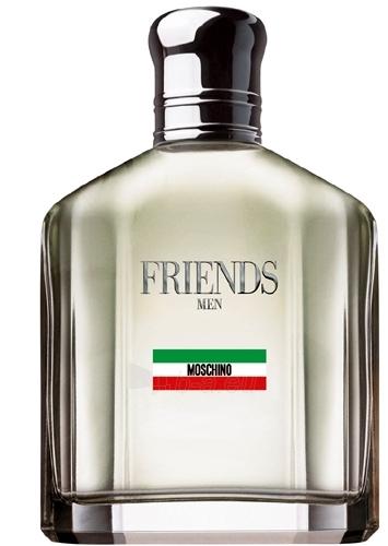Priemonė po skutimosi Moschino Friends After shave 75ml Paveikslėlis 1 iš 1 250881300430