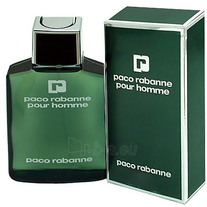 Lotion balsam Paco Rabanne Pour Homme After shave 75ml Paveikslėlis 1 iš 1 250881300450