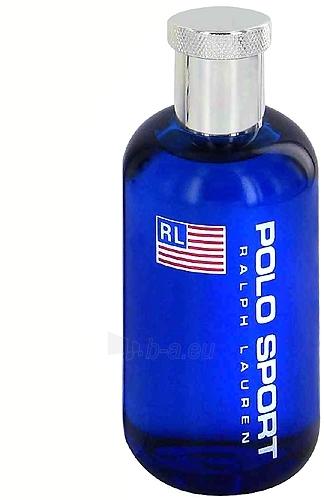 Lotion balsam Ralph Lauren Polo Sport After shave 125ml (tester) Paveikslėlis 1 iš 1 250881300476