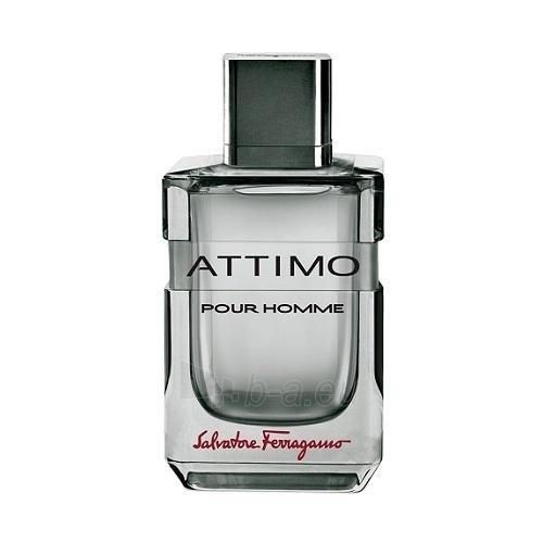 Priemonė po skutimosi Salvatore Ferragamo Attimo Aftershave 100ml Paveikslėlis 1 iš 1 250881300605