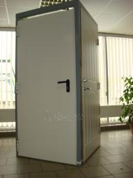 Priešgaisrinės durys EI60 R9 RAL 9010 Paveikslėlis 1 iš 1 310820022331