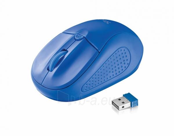 Primo Wireless Mouse - BLU Paveikslėlis 1 iš 1 250255031631